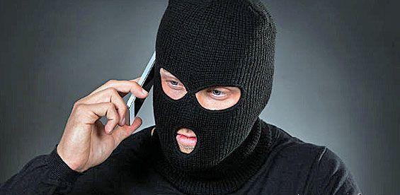 телефон мошенника